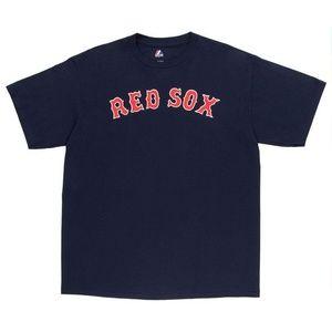 Boston Redsox MLB / MiLB T-Shirt Youth X-Large